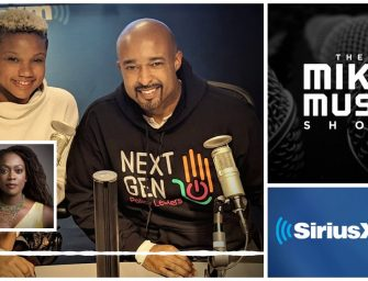 Political Cypher on The Mike Muse Show, music by JCole, Ella Mai, Sam Smith